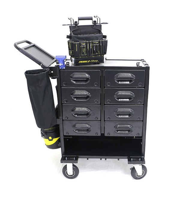 MOBILE-Shop Capacity Cart Empty