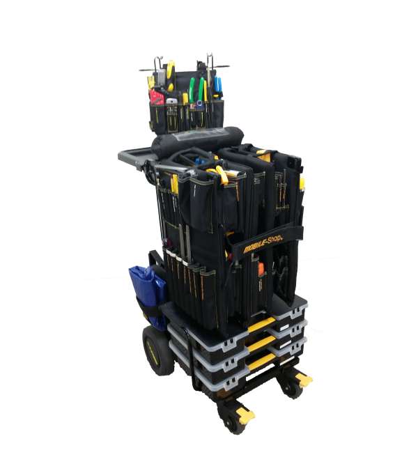 MOBILE-Shop HT Engineering Cart - Pro Model