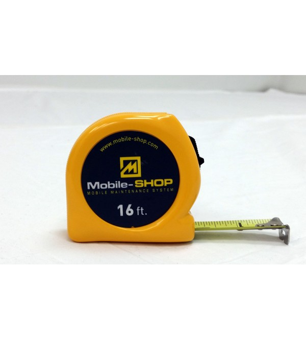No. 010 - 16' Tape Measure