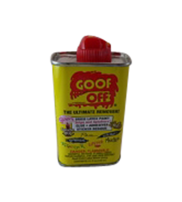 P163 - Goof-off, 4 oz. (2 ea)