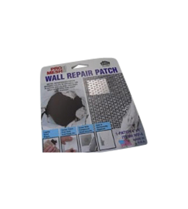 P167 - Drywall hole repair 6