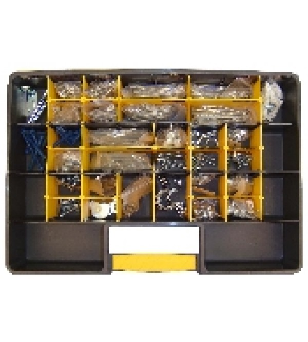 Mobile-Shop Parts Box (Fasteners)