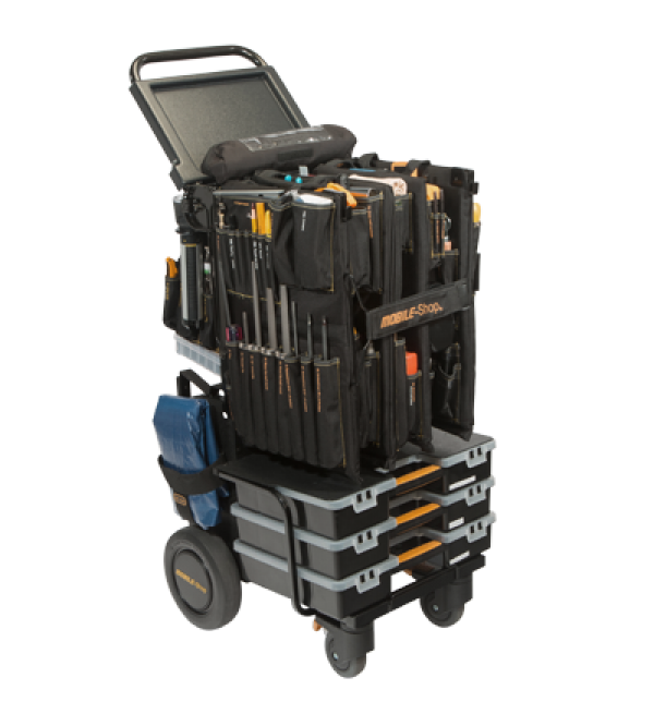 MOBILE-Shop Complete HT Engineering Cart (No Drill)