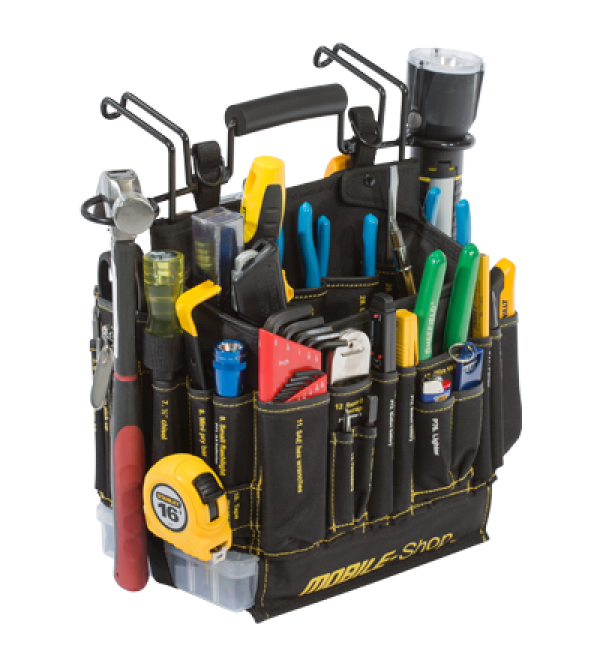 Mobile-Shop Complete Tool Bag