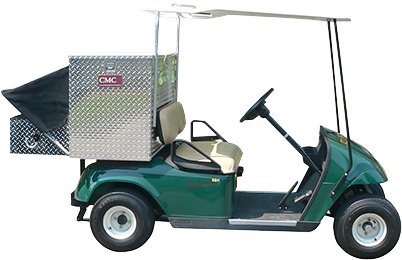 The Mobile Shop Golf Cart Utility Bed