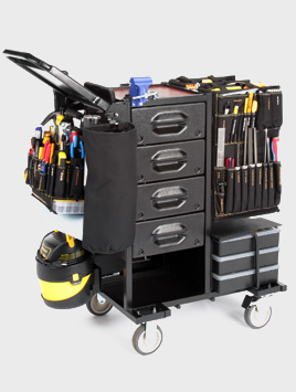 The Mobile Shop PM Cart